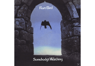 Rare Bird - Somebody's Watching (Expanded+Remastert) - (CD)