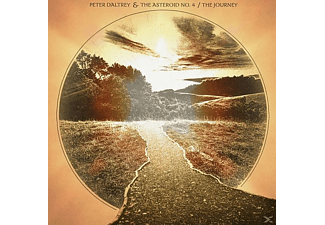 Peter & The Asteroid No.4 Daltrey - The Journey - (CD)