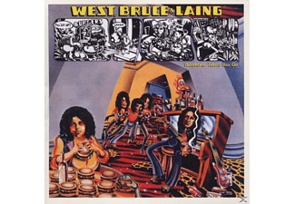West Bruce And Laing, Bruce & Laing West - Whatever Turns You On (Rem.) [CD]