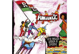 "Funkadelic - One Nation Under A Groove (Lp+7"") [Vinyl]"