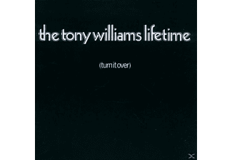 (tony Williams') Lifetime - Turn It Over (Expanded+Remastered) - (CD)