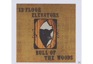 The 13th Floor Elevators - Bull Of The Woods (Deluxe Edition) - (CD)