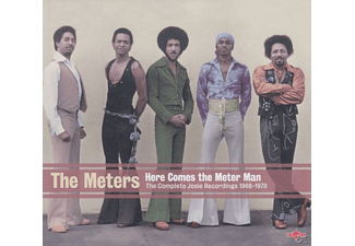 The Meters - Here Comes The Meter Man-Complete Josie Recordings - (CD)