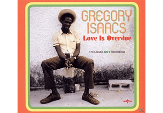 Gregory Isaacs - Love Is Overdue-The Classic GG's Recordings - (CD)