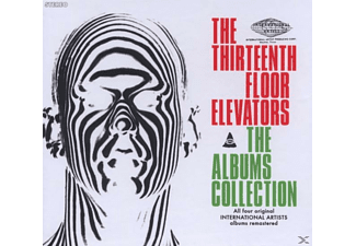The 13th Floor Elevators - The Album Collection - (CD)