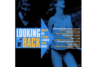 VARIOUS - 80 Mod, Freakbeat & Swinging London - (CD)
