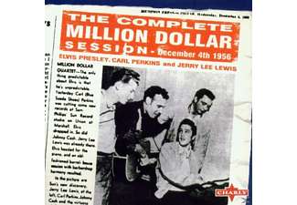 VARIOUS - Complete Million Dollar Session - (CD)