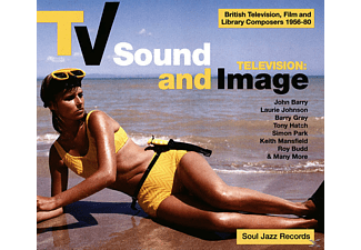 VARIOUS - Tv Sound And Image 1955-1978 - (CD)