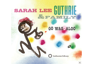 Sarah Lee & Family Guthrie - Go Waggaloo - (CD)