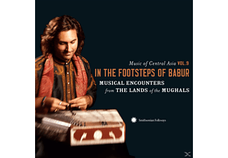 VARIOUS - Music of Central Asia Vol.9: Lands of the Mughals - (CD)