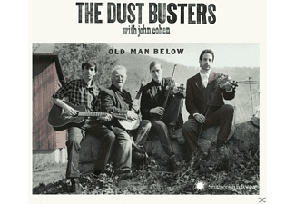 The Dust Busters, John Cohen - Old Man Below - (CD)