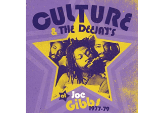 Culture - Culture & The Deejays At Joe Gibbs - (CD)