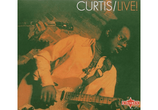 Curtis Mayfield - Curtis Live! - (CD)