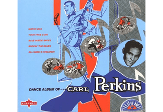 Carl Perkins - Dance Album - (CD)