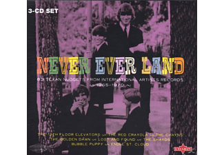 VARIOUS - Never Ever Land - (CD)