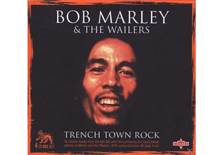 Bob Marley - Trench Town Rock [CD]