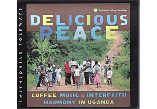 VARIOUS - Delicious Peace - Coffee, Music & Interfaith - (CD)