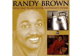 Randy Brown - Midnight Desire/Welcome To My Room - (CD)