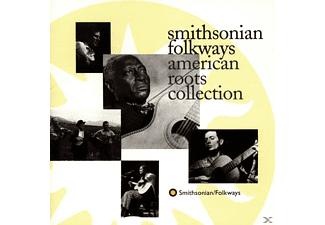 VARIOUS - Smithsonian Folkways American Roots Collection - (CD)