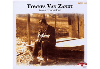 Townes Van Zt - Texas Troubadour - (CD)