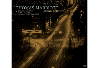 Thomas Marriott - Urban Folklore - (CD)
