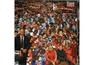 VARIOUS - This Is Anfield/Liverpool Fc [CD]