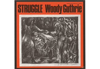 Woody Guthrie - Struggle - (CD)