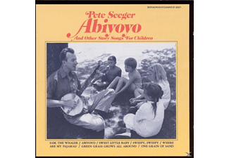 Pete Seeger - ABIYOYO - (CD)