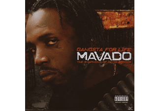 Mavado - Gangsta For Life [CD]