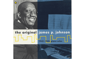 James P. Johnson - The Original James P.Johnson: 1942-1945, Piano So - (CD)