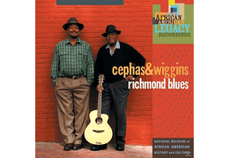 Cephas,John/Wiggins,Paul - Richmond Blues - (CD)