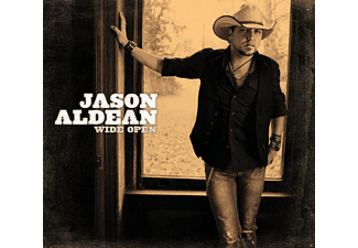 Jason Aldean - Wide Open [CD]