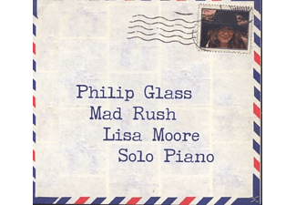 Lisa Moore - Mad Rush [CD]