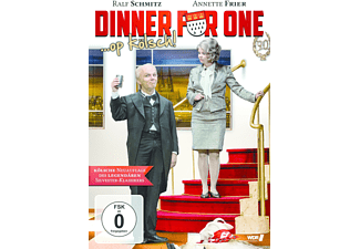 Dinner for one – op Kölsch - (DVD)