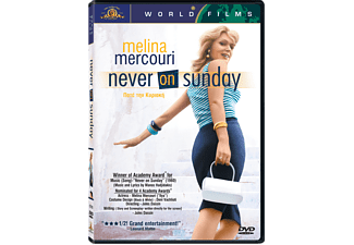 NEVER ON SUNDAY DVD