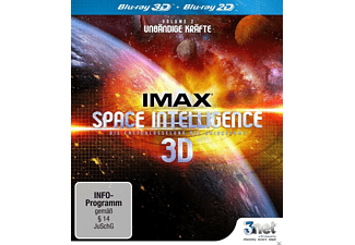 Space Intelligence 3D - Vol. 2 [3D Blu-ray (+2D)]