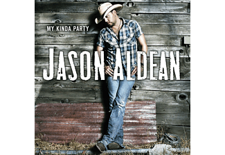 Jason Aldean - My Kinda Party [CD]
