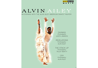 Jamison Judith - An Evening With The Alvin Alle - (Blu-ray)