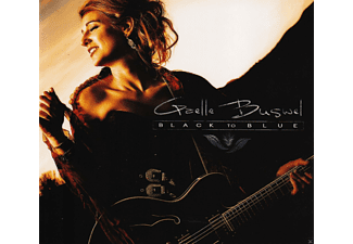 Gaelle Buswel - Black To Blue [CD]