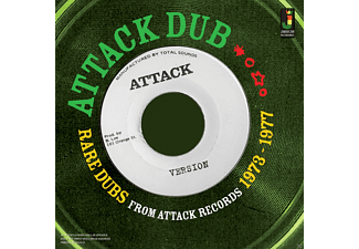 Bunny Lee - Attack Dub:Rare Dubs 1973-1977 [CD]