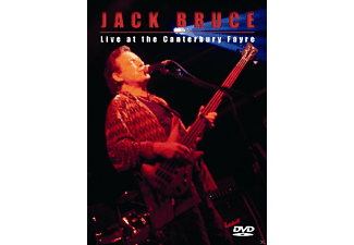 Jack Bruce - Live At Canterbury Fayre [DVD]
