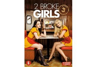 2 Broke Girls - Seizoen 3 | DVD