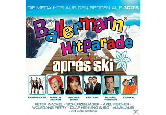 Various - Ballermann Apres Ski Hitparade - (CD)