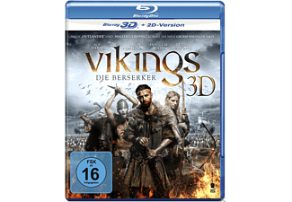 Vikings - Die Berserker - (3D Blu-ray (+2D))