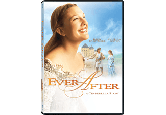 EVER AFTER:A CINDERELA ORY DVD