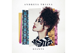 Andreya Triana - Giants (Lp+Mp3) - (LP + Download)