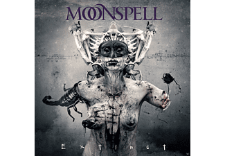 Moonspell - Extinct (Ltd.Media Book+Bonus Dvd) [CD + DVD]