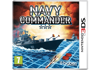 Navy Commander | 3DS