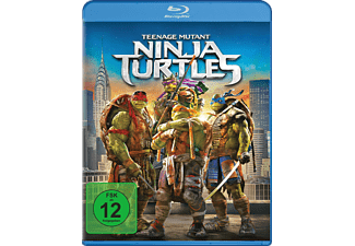 Teenage Mutant Ninja Turtles - (Blu-ray)