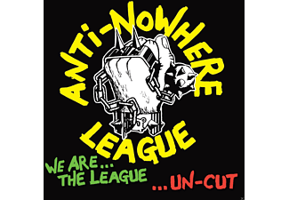 Anti-Nowhere League - We Are The League-Uncut - (Vinyl)